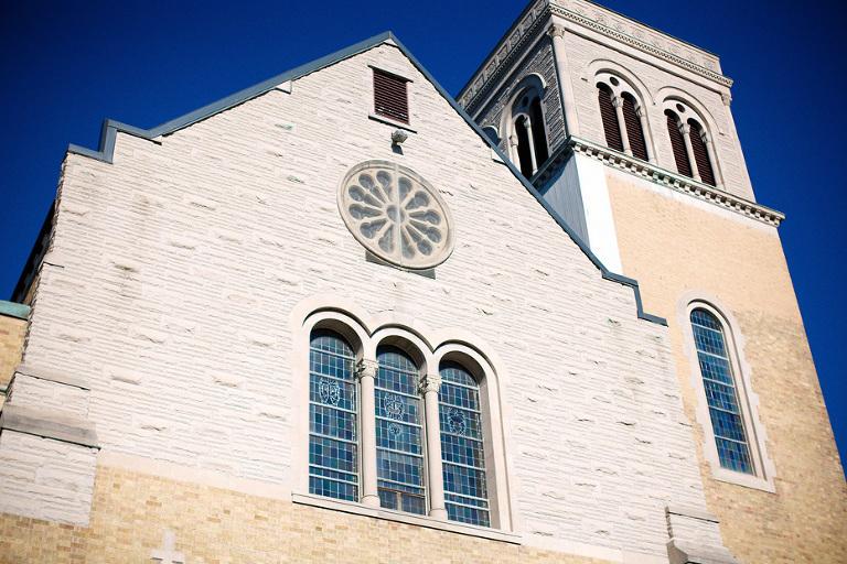 St Michael's Roman Catholic Church in Kitchener, Ontario