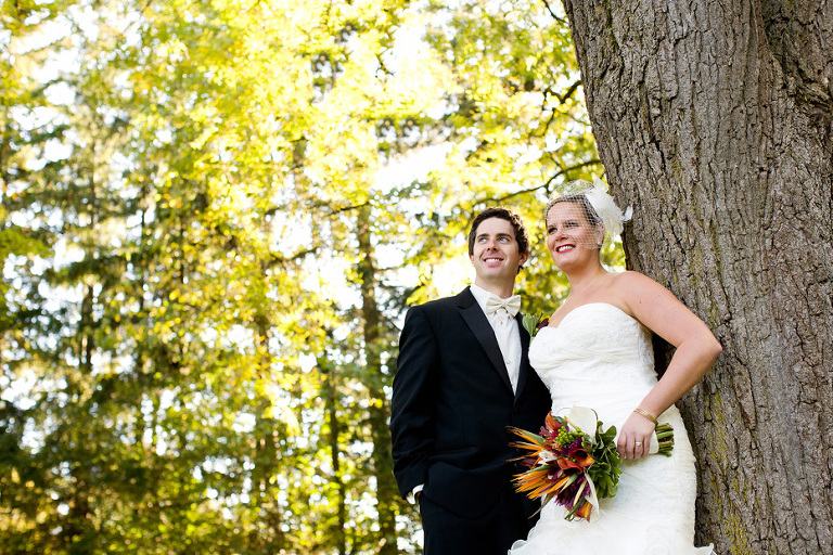Contemporary wedding photography in Kitchener, Ontario