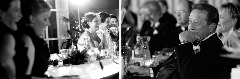 Toronto wedding photojournalist captures a moment between the bride and her family